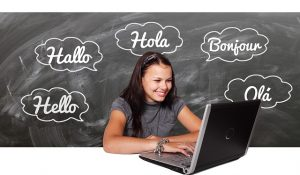 Learning a new language is important to prepare for moving abroad