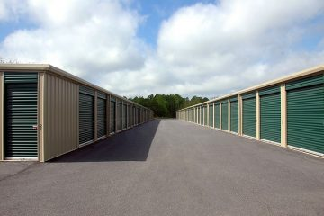A storage warehouse where you can use short-term storage for your Maryland business.