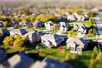 Moving to suburbs in neighborhood.