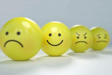 Various yellow smileys.