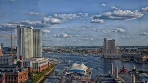 Baltimore is for sure one of the best Maryland cities for entrepreneurs.