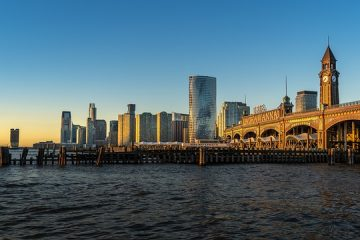 Hoboken - Hoboken is one of the most affordable places of New Jersey.