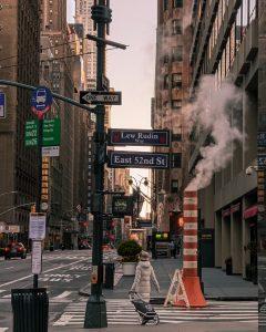 A street in Midtown