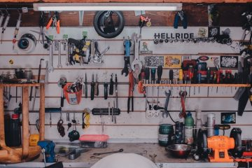 an image of a garage read about How to make more storage space in your garage – Texas edition